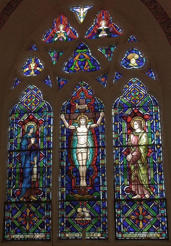 St. John's West Window